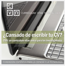 Curriculum Vitae Normalizado Cvn Investigacion Cientifica En Abierto