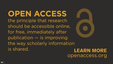 definición acceso abierto